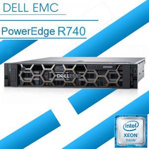 Dell PowerEdge R740 Silver 4210 - HDD 2.5 inch