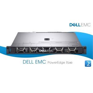 Dell PowerEdge R240 E-2234 - 211311