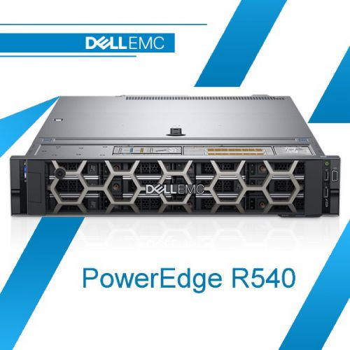 Dell PowerEdge R540 Silver 4210 - 2TB