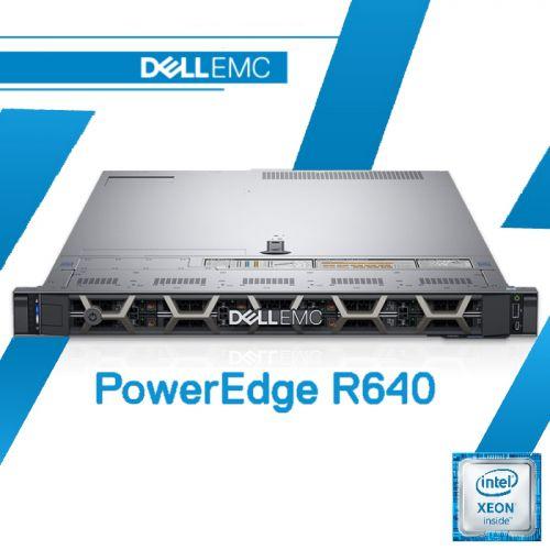 Dell PowerEdge R640 Silver 4214 - 1.2TB - BC5720