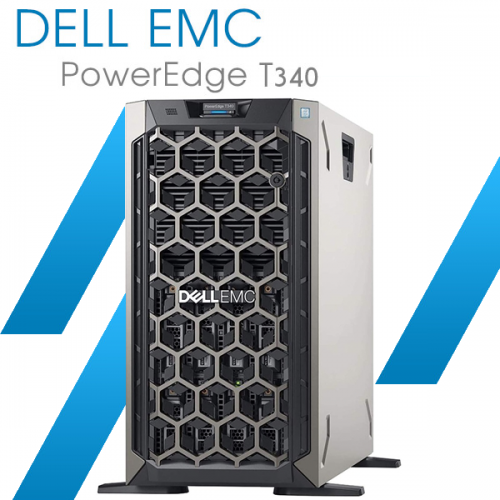 Dell PowerEdge T340 E-2244G