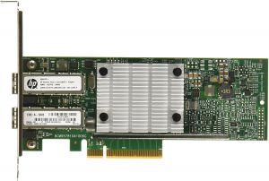 HPE Ethernet 10Gb 2-port 530SFP Adapter - 652503-B21