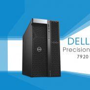 Máy tính trạm Dell Precision 7920 Tower 42PT79DW06