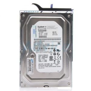 Lenovo HDD 3.5in 500GB 81Y9802