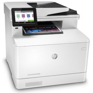 HP Color LaserJet Pro MFP M479FDW Printer W1A80A