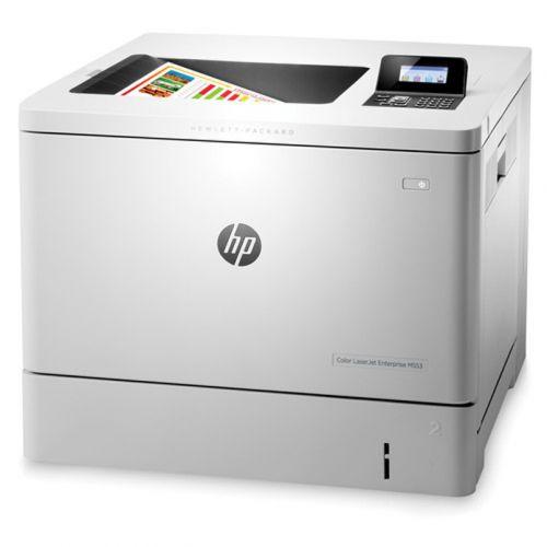 Máy in HP laser màu Enterprice M553DN 7ZU81A