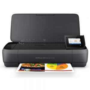 HP Officejet 250 Mobile Printer CZ992A