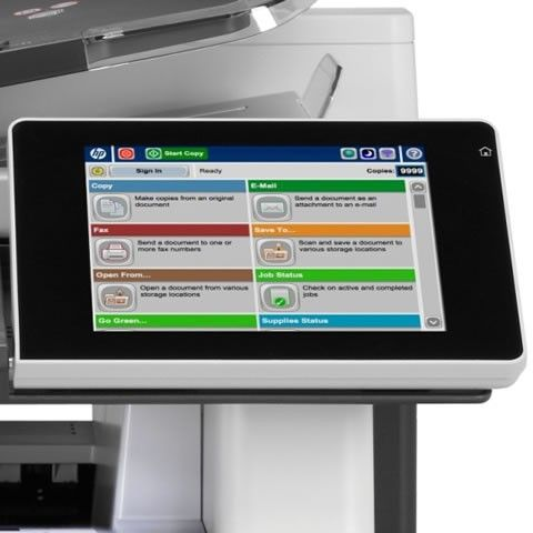 HP LaserJet Enterprice 500 MFP M525DN CF116A