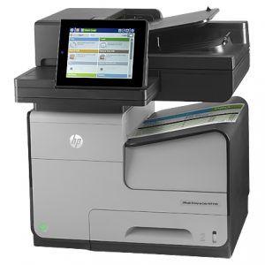 HP Officejet Enterprise Color MFP X585dn B5L04A