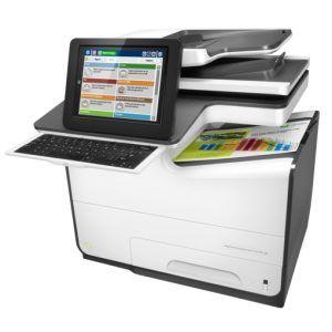 HP PageWide Enterprise Color Flow MFP 586z G1W41A