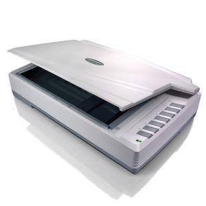 Máy scan Plustek A320