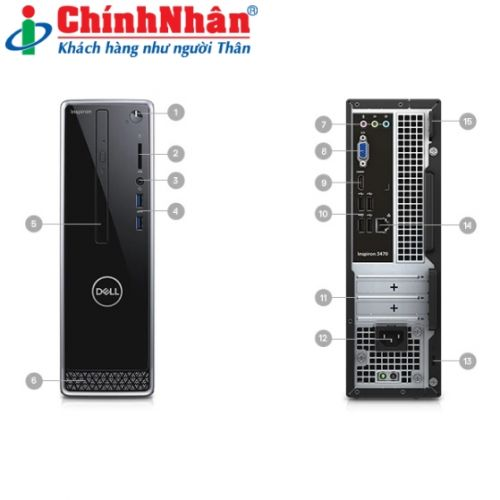 Dell Inspiron 3470 ST V8X6M1