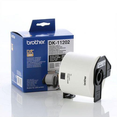Nhãn giấy Brother DK11202