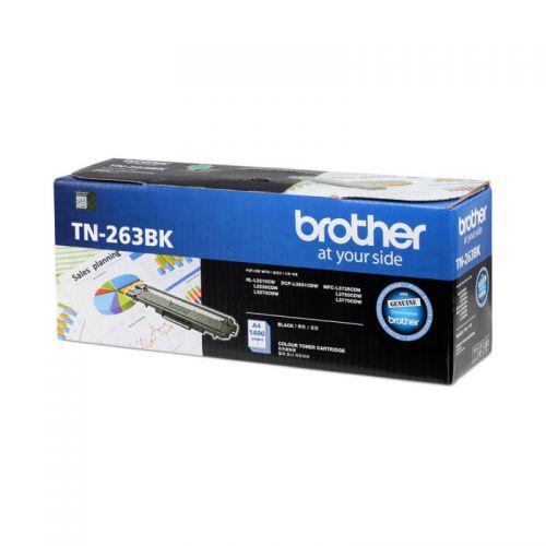 Mực in laser màu Brother TN-263BK