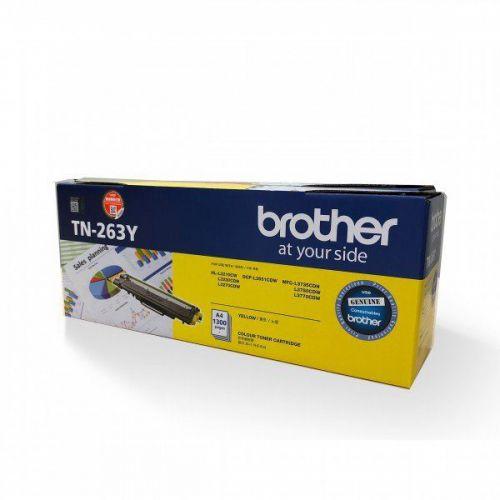 Mực in laser màu Brother TN-263Y