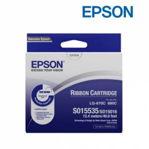 Băng mực in EPSON Ribbon C13S015508