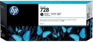 Mực in phun HP 728 Matte Black 3WX26A