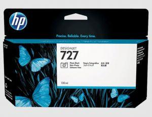 Mực in phun HP 727B Photo Black 3XW14A