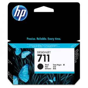 Mực in phun HP 711 Black CZ129A