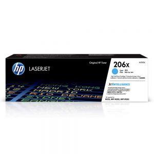 Mực HP 206X LaserJet M255-M282-M283 Cyan W2111X