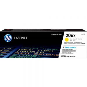 Mực HP 206X LaserJet M255-M282-M283 Yellow W2112X