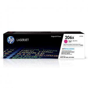Mực HP 206X LaserJet M255-M282-M283 Magenta W2113X