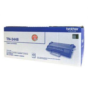 Mực in laser trắng đen Brother TN-3448
