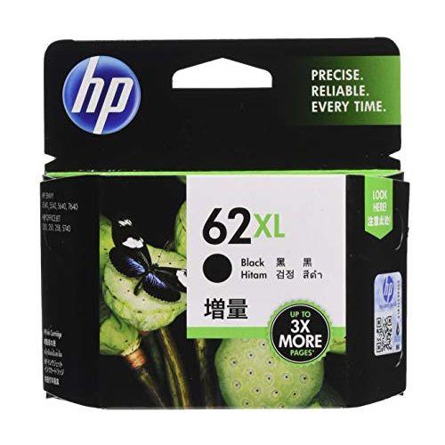 Mực in phun HP 62XL Black C2P05AA