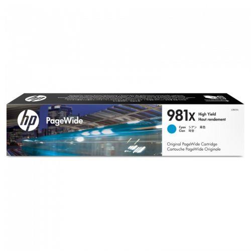 Mực in phun HP 981X Cyan L0R09A