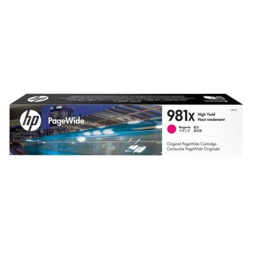Mực in phun HP 981X Magenta L0R10A