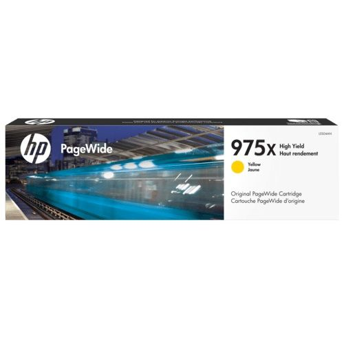 Mực in phun HP 975X Yellow L0S06AA