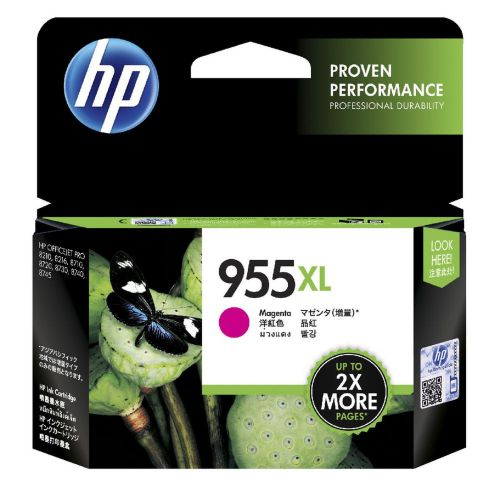 Mực in phun HP 955XL Magenta L0S66AA