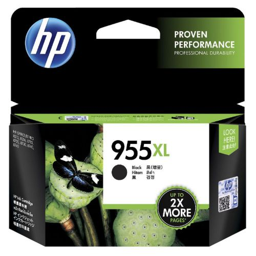 Mực in phun HP 955XL Black L0S72AA
