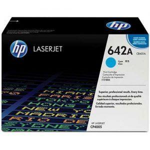 Mực HP 642A laser màu CP4005 CB401A