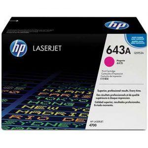 Mực HP 643A laser màu 4700 Q5953A