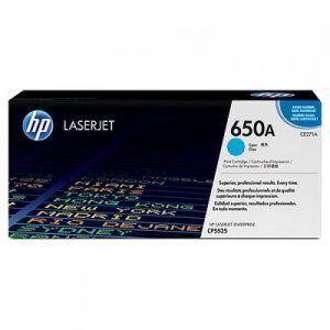 Mực HP 650A laser màu 5525-M750 CE271A