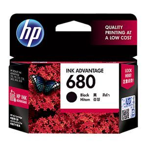 Mực in phun HP 680 Black F6V27AA
