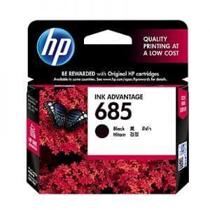 Mực in phun HP 685 Black CZ121AA
