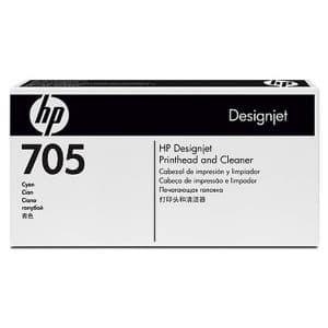 Mực in phun HP 705 Cyan CD960A