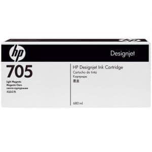 Mực in phun HP 705 Light Magenta CD964A