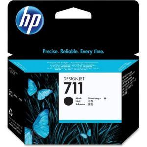 Mực in phun HP 711 Black CZ133A