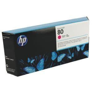 Mực in phun HP 80 Magenta C4822A