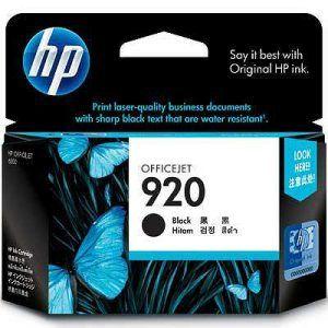 Mực in phun HP 920 Black CD971AA