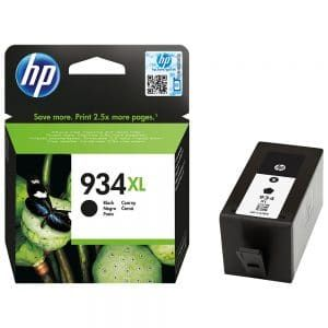 Mực in phun HP 934XL Black C2P23AA