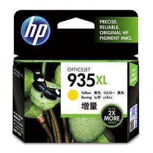 Mực in phun HP 935XL Yellow C2P26AA