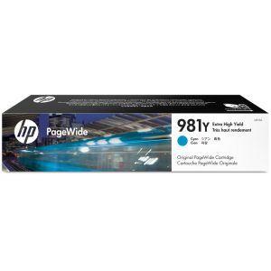 Mực in phun HP 981Y Cyan L0R13A
