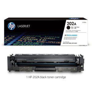 Mực HP 202A LaserJet M254 Black CF500A