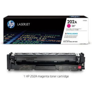 Mực HP 202A LaserJet M254 Magenta CF503A