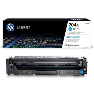 Mực HP 204A LaserJet Cyan CF511A