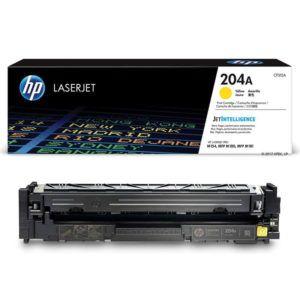 Mực HP 204A LaserJet Yellow CF512A